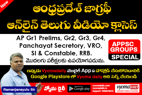 AP Geography Online Classes in Telugu | Useful for APPSC Group 1,2,3,4 etc cover